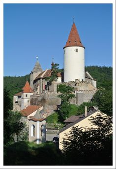 Castle Krivoklat, Krivoklat, Czech Republic Copyright: Jan Rajsky