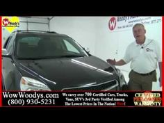 Vehicle Profile: Learn all about the 2010 Chevrolet Equinox LTZ video walk around WowWoodys