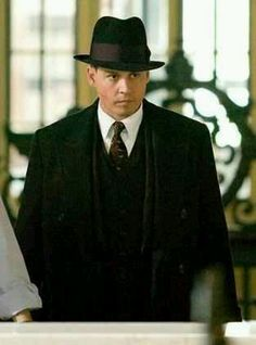 Johnny Depp. Public Enemies he was brilliant in this film such a gentleman