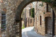A Walk Around Castello di Vertine