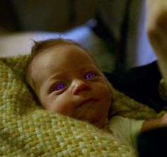 Hush little demon baby, don't say a word…