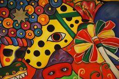 Carnaval de Barranquilla (Colombia). Con su Rey Momo como símbolo de la máscara, el Carnaval de Barranquilla fue declarado Obra Maestra del Patrimonio Oral e Intangible de la Humanidad por la UNESCO en 2003.