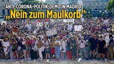Demo Berlin, Epoch Time, Madrid, Times Square, El Amor, Crowns, Dog Muzzle, Facial Masks, Politicians