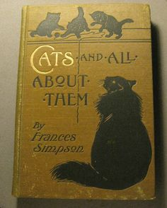 Cats And All About Them by  Frances Simpson published 1902 by F. A. Stokes New York  http://archive.org/stream/catsallaboutthem00simprich#page/82/mode/2up/search/siamese