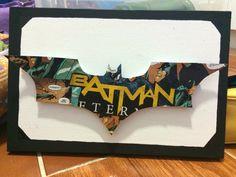 #Quadro #Geek #Hqs #Batman #Diy