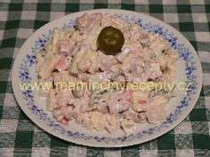 75 Salát s Moravankou