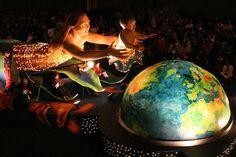 Festival of Lights in San Jose Costa Rica