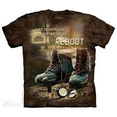 Reboot Outdoor T-Shirt