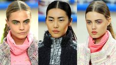 Bright Eyes: Chanel Pops for Fall 2014