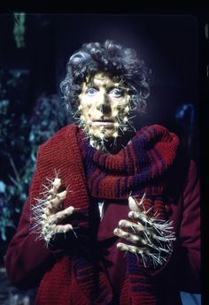 Meglos in Fourth Doctor Form