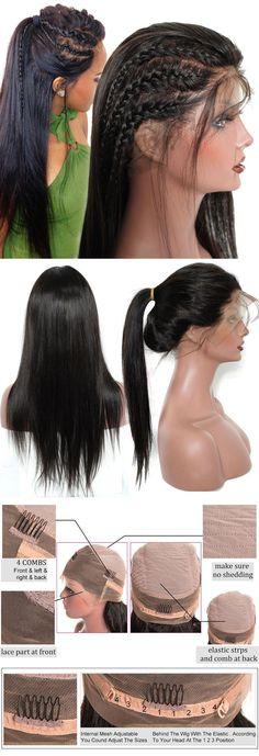 Lace Wigs Tutorials