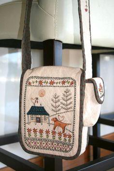 Y339 Daisy Cottage Bag