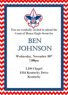 128 Best Eagle Scout Invites Images Scouting Eagle Scout Ceremony