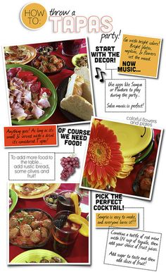 tapasparty by thestyledossier, via Flickr