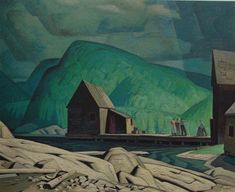 A. J. Casson Sun After Rain Tom Thomson, Emily Carr, Canadian Painters, Canadian Artists, Landscape Art, Landscape Paintings, Group Of Seven Artists, Ontario, Paintings I Love