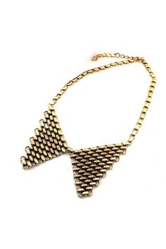 bronze collar i Candy necklace