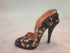 High Heel Shoe Cake Topper