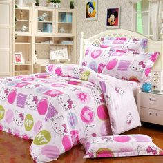 11 great for bella images hello kitty bedding queen bedding sets rh pinterest com