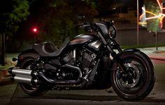 V-rod.  Harley Davidson VRSC Night Rod special