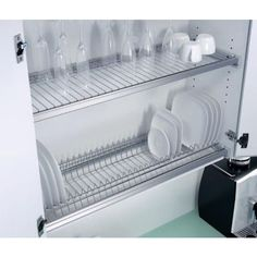 40 clever storage ideas for a small kitchen cupboard organizers a cupboard above sink with no base so that wet dishes can drip dry kitchen cupboardsplate workwithnaturefo