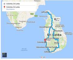 Toutes les infos utiles pour organiser son voyage au Sri Lanka: itinéraire sur 15 jours, budget et quelques adresses de logements coup de coeur !