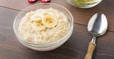 Recette de Porridge à la banane. Facile et rapide à réaliser, goûteuse et diététique. Ingrédients, préparation et recettes associées.