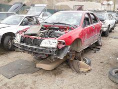 Volvo S40 2001, junkyards of BC