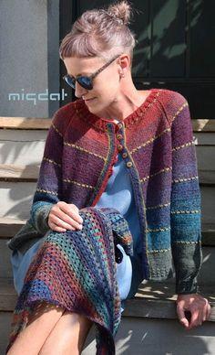 Heart on a String hat – Free Pattern – Interests Crochet Pony, Knit Crochet, Cardigan Pattern, Knit Cardigan, Fair Isle Knitting, Hand Knitting, Crochet Blocks, Crochet Fashion, Beautiful Crochet