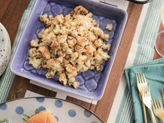 Roasted Cauliflower Popcorn with Chile-Lime Seasoning Recipe | Valerie Bertinelli | Food Network