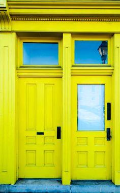 Doors | Virginia, at the Maggie L Walker Historic Site