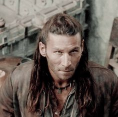 Black Sails - Captain Charles Vane