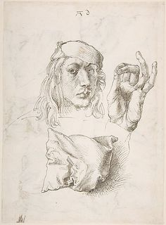 Durer  at the Met  April 3-Sept 3
