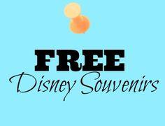 15 Free Disney World Souvenirs - Disney Insider Tips