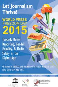 World Press Freedom Day 2015 | United Nations Educational, Scientific and Cultural Organization