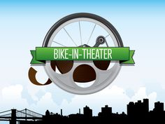 Thanks GOOD for the shout out! Bike-In-Theater (NYC+SF) by Jason Anello and Anna Boyarsky, via Kickstarter.