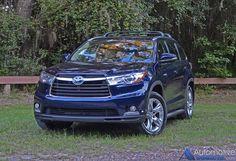2015 Toyota Highlander Hybrid Limited AWD-i Review & Test Drive http://www.automotiveaddicts.com/57960/2015-toyota-highlander-hybrid-limited-awd-review-test-drive