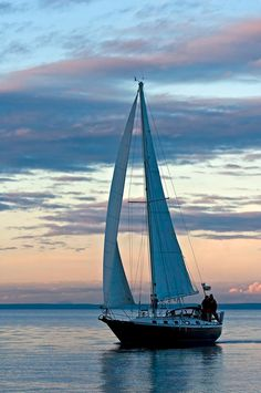 Beautiful sailboat for 2! @Kenzie Vitatoe Our future home on the Med babe ;-)