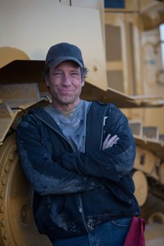 Mike Rowe!!    Why funny is sexy!
