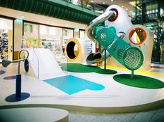 Indoor Playground For Kids – Playground Fun For Kids Kids Indoor Playground, Playground Design, Kids Library, Kids Zone, Kids Swimming, Shopping Center, Kid Spaces, Play Houses, Kids Playing