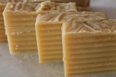 DIY Ginger Beer , Carrot and Chamomile Soap recipe. Great for all skin types- nurturing and soothing.
