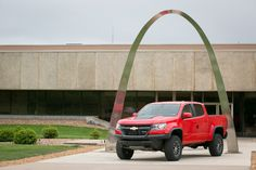 GM Motorama — Chevrolet Colorado ZR2s begin shipping to dealers.