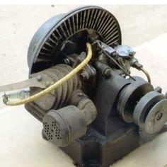 Water Witch Engine - Gas Engines - Gas Engine Magazine