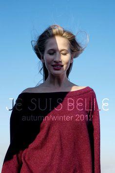 je suis belle Fall Winter, Autumn, Campaign, Women Wear, Style, Fashion, Swag, Moda, Fall Season