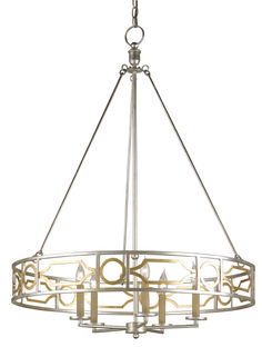 Fairchild Chandelier Lighting | Currey and Company