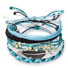 A collection of 100 items featuring Pura Vida bracelets, BKE core tops and Antonio Berardi blouses