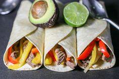 Steak Or Chicken Fajitas Recipe - Genius Kitchen