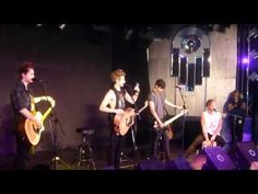 5 Seconds Of Summer Paris imitation + impro queen Another One Bites the Dust HD - YouTube