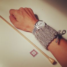 #knitting #knit #diy #fashion #jewelry #bracelets #handmade