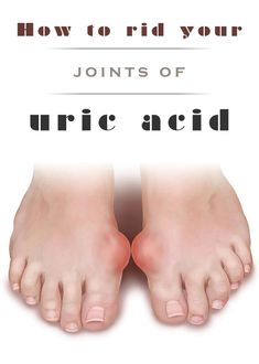 How to get rid of uric acid from your joints -  #womenhealthytips #healthytips #healthytips
