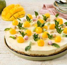 Een heerlijke paastaart met mango maken? Bekijk welke ingrediënten je nodig hebt en alle stappen die nodig zijn om het te bereiden. Let us inspire you!